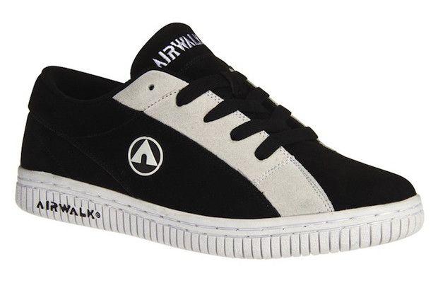 airwalk, skateshoenen, 90s, modetrends