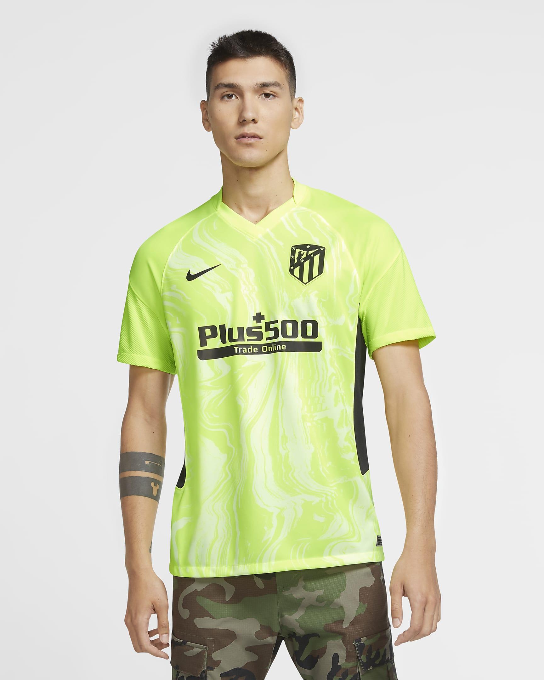 atletico, derde shirt, nike air max, sneakers
