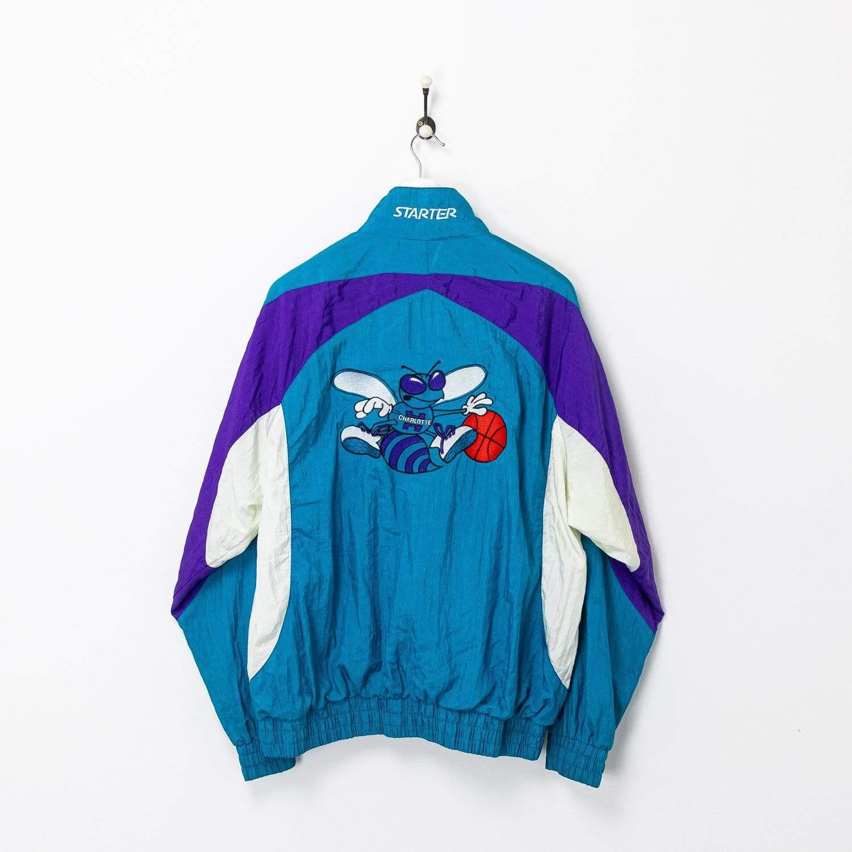 starter, jack, charlotte hornets, modetrends, jaren 90