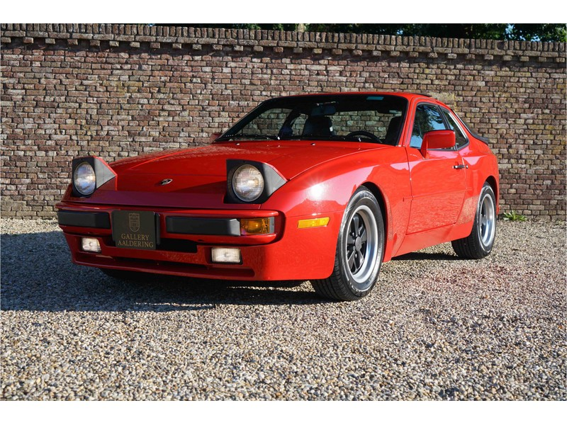 Tweedehands Porsche 944 Coupé 1986 occasion