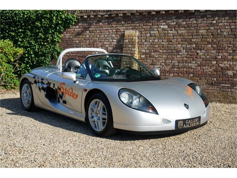 Tweedehands Renault Sport Spider 1999 occasion