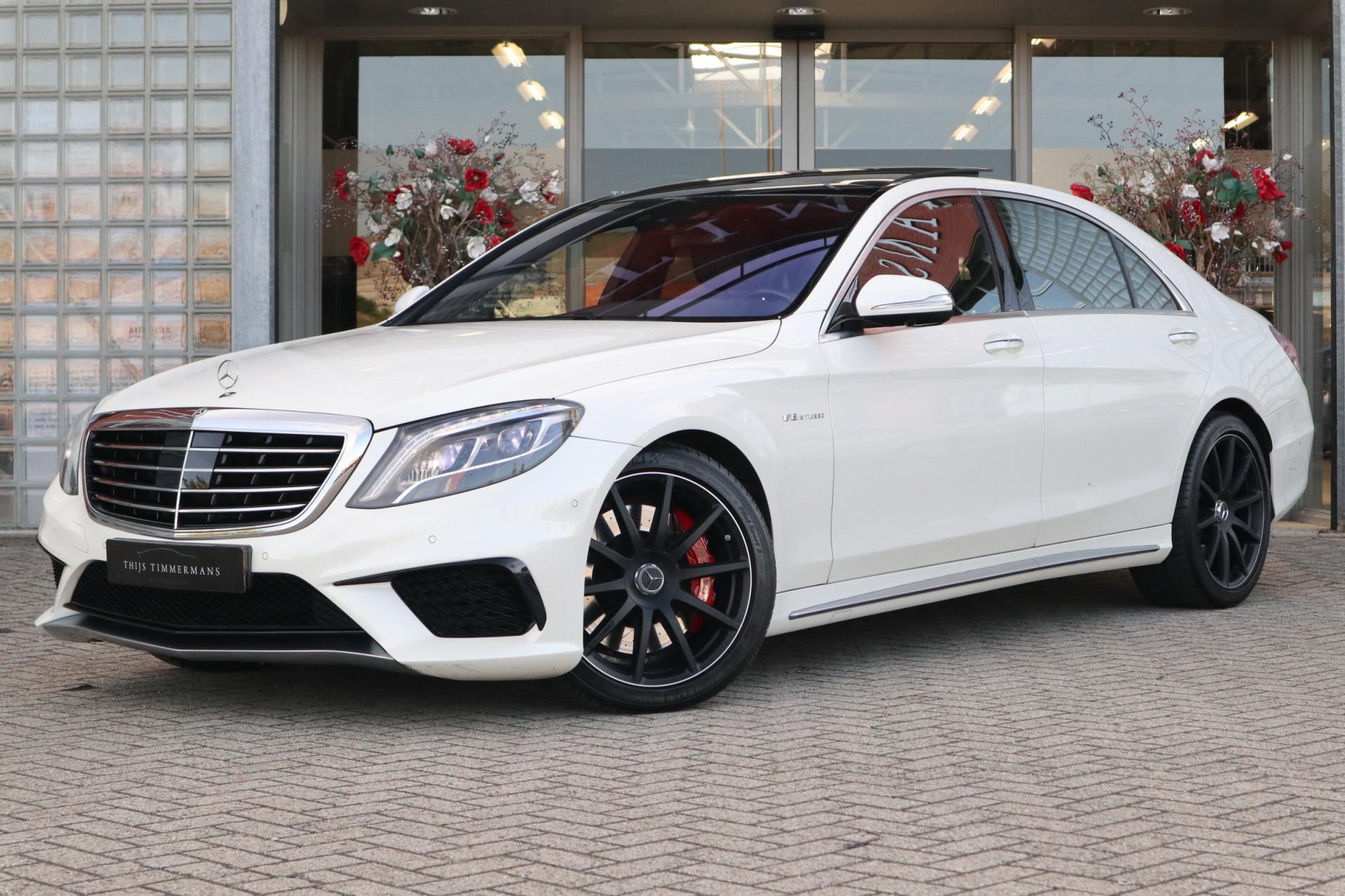 Tweedehands Mercedes-Benz S-Klasse AMG 2014 occasion