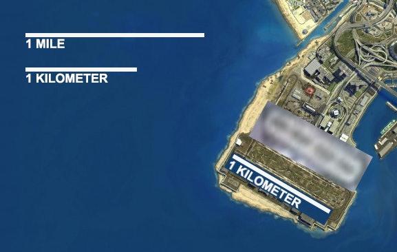 GTA 6 Rockstar Vice City Map