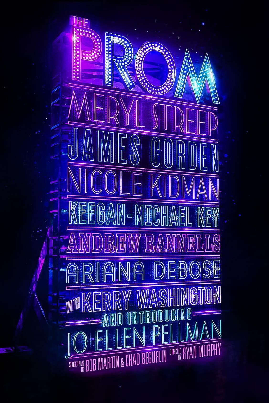 Prom Netflix Musical Glee