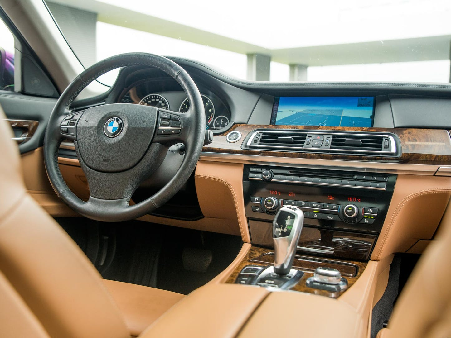 Tweedehands BMW 7 Serie 760i 2009 occasion