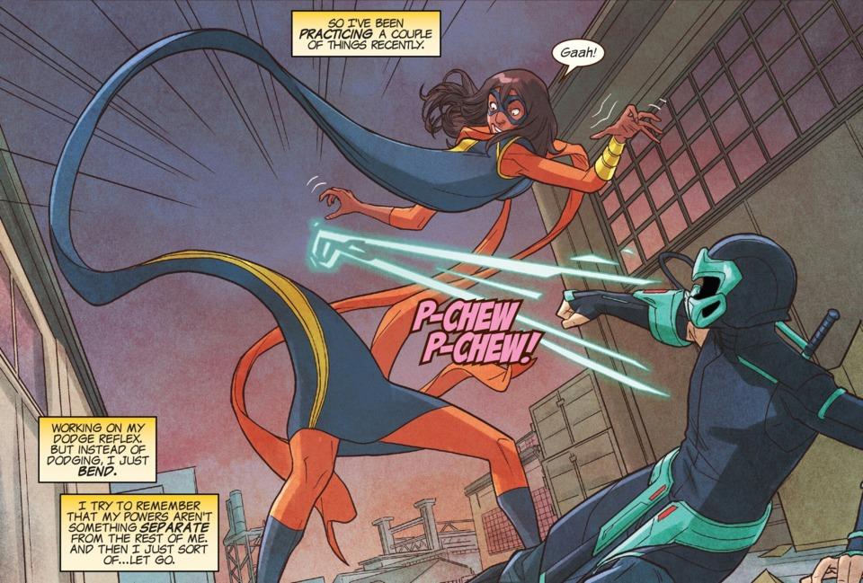 Ms. Marvel: Disney+ heeft de toekomst van Marvel Cinematic Universe gecast