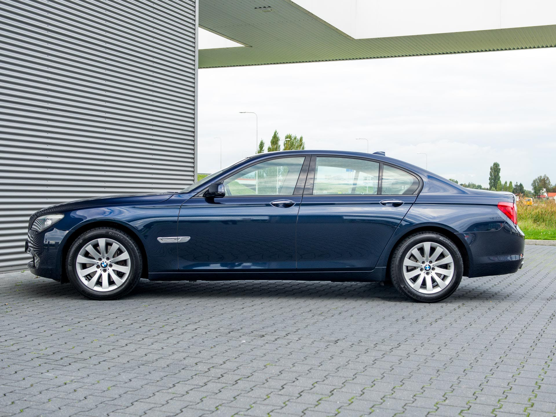 Tweedehands BMW 7 Serie 740i 2011 occasion