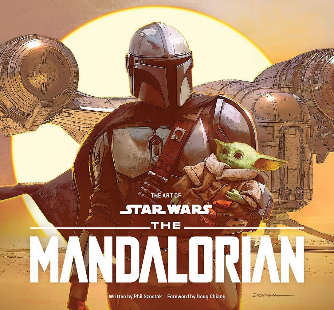 baby yoda, uiterlijk, onder gewaad, star wars, mandalorian, The Art of Star Wars: The Mandalorian (Season One)