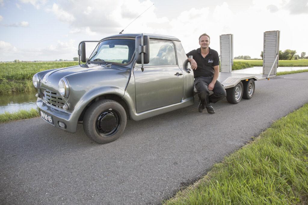 Zeldzame klassiekers: op pad met 9 unieke auto's in Nederland