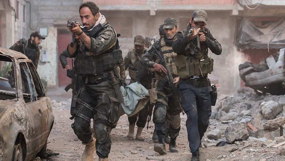 Mosul oorlogsfilm Netflix Marvel Avengers