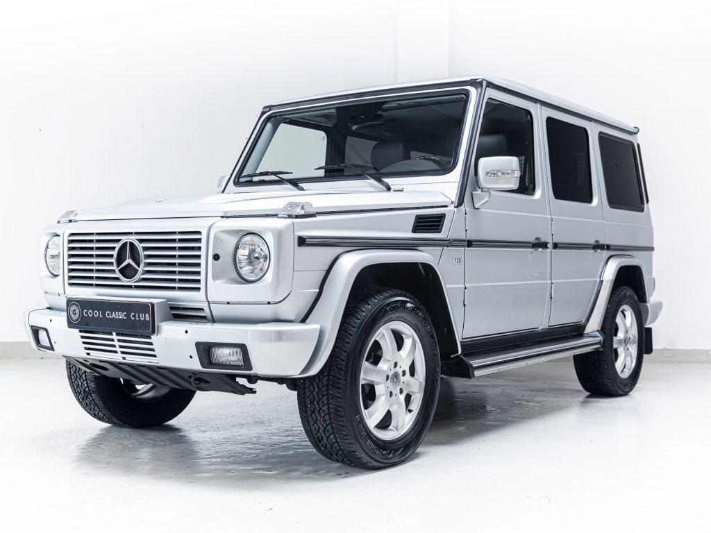 Tweedehands Mercedes-Benz G500 occasion