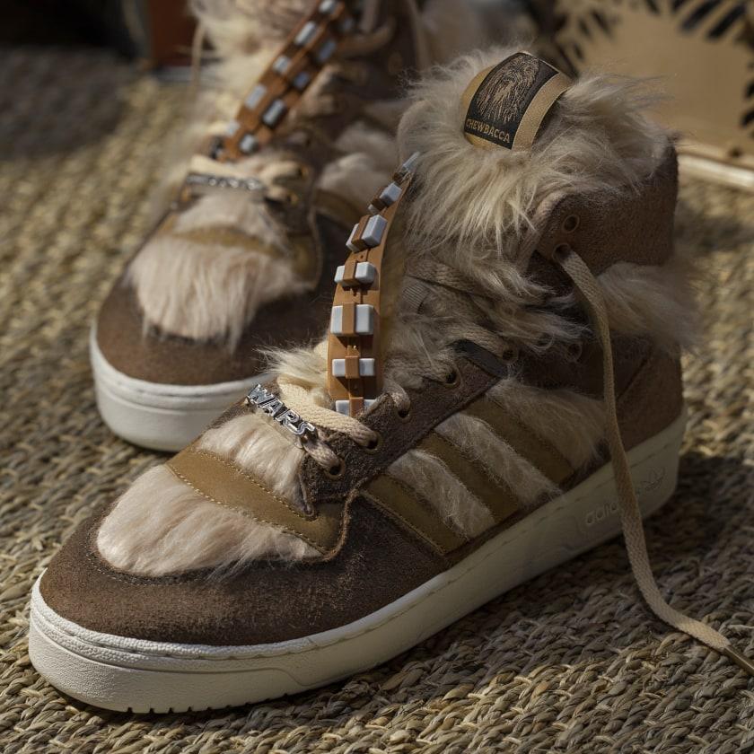 adidas, Chewbacca, hi star, wookie, sneakers