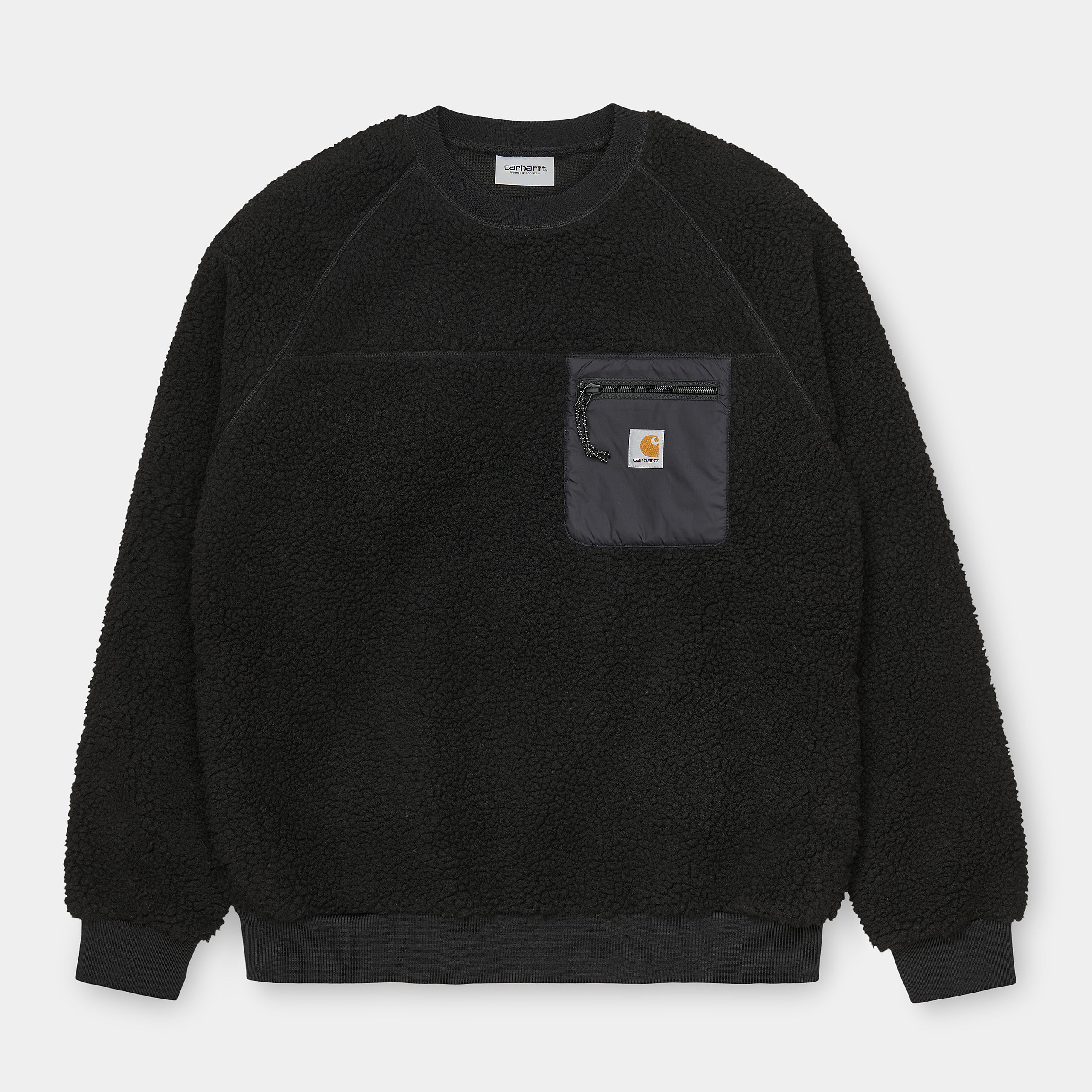 carhartt fleece trui