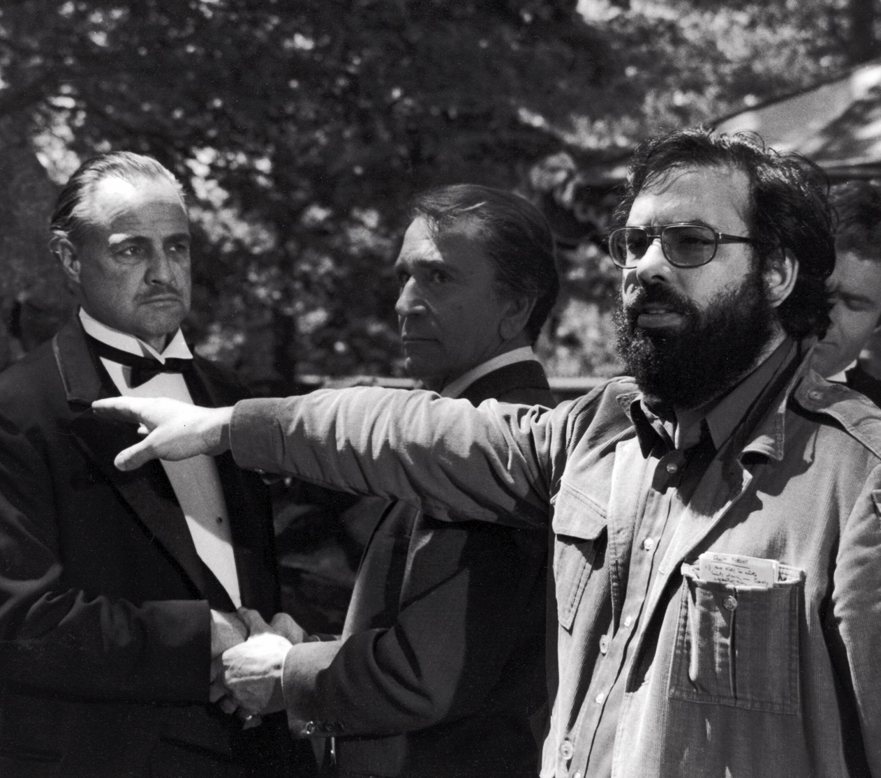 francis and the godfather, francis ford coppola, regisseur, the godfather