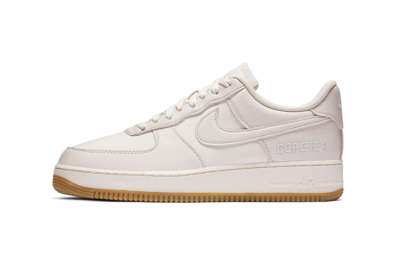 nike air force 1 gore-tex, nieuwe sneakers, week 40