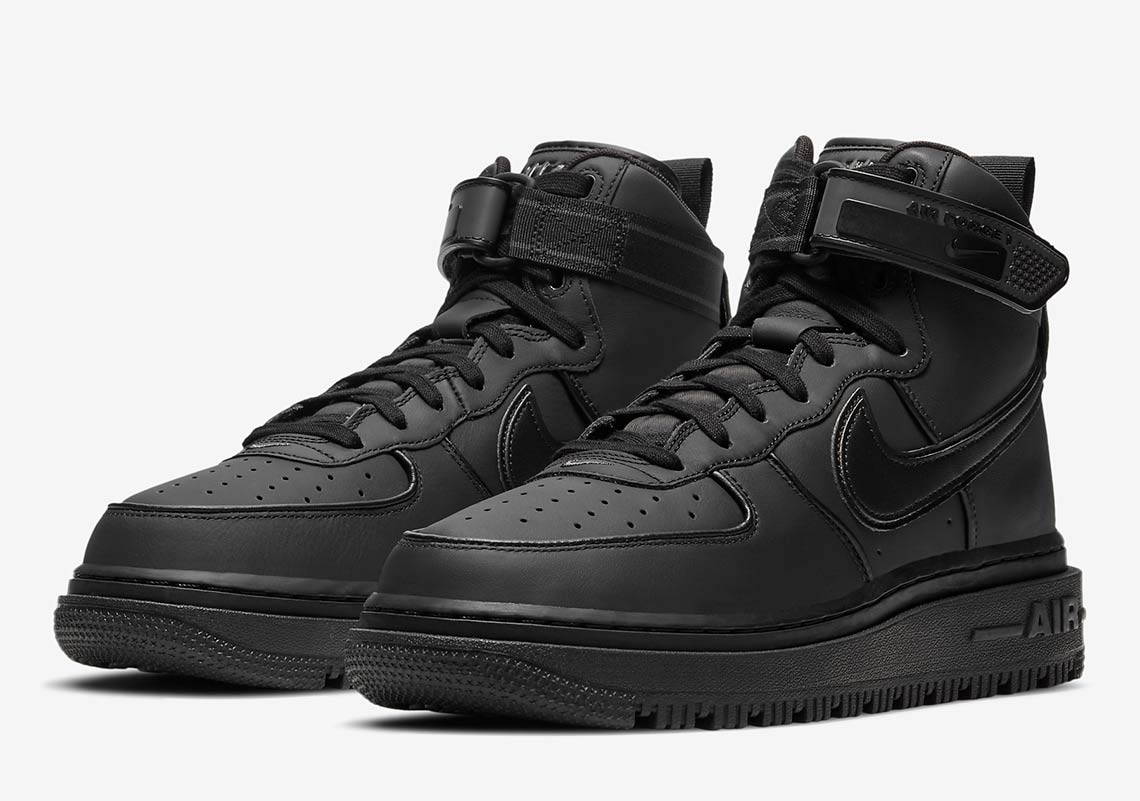 nike air force 1 high winter, sneakers, nieuwe releases