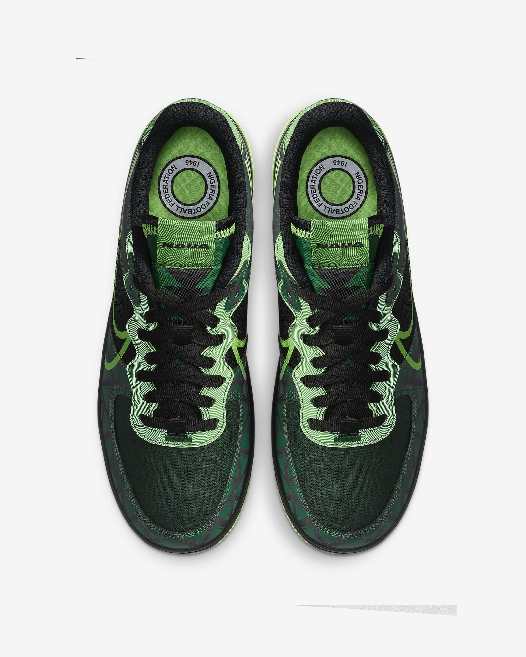 nike air force 1 react, sneakers, nigeria, nigerians elftal
