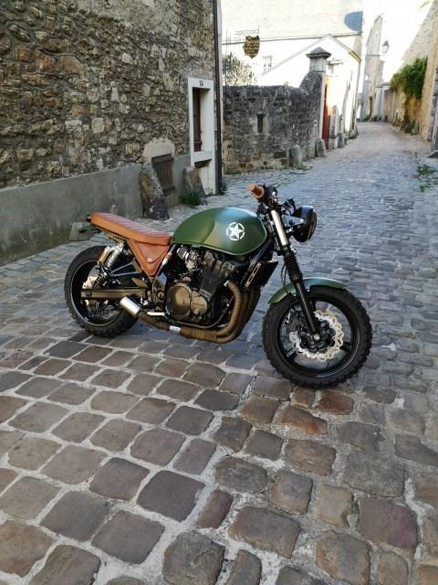 Betaalbare custom bikes 7100 euro