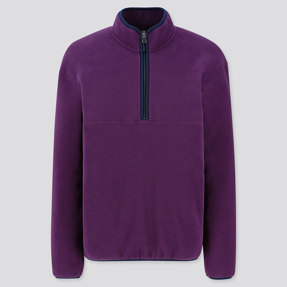 uniqlo, fleece