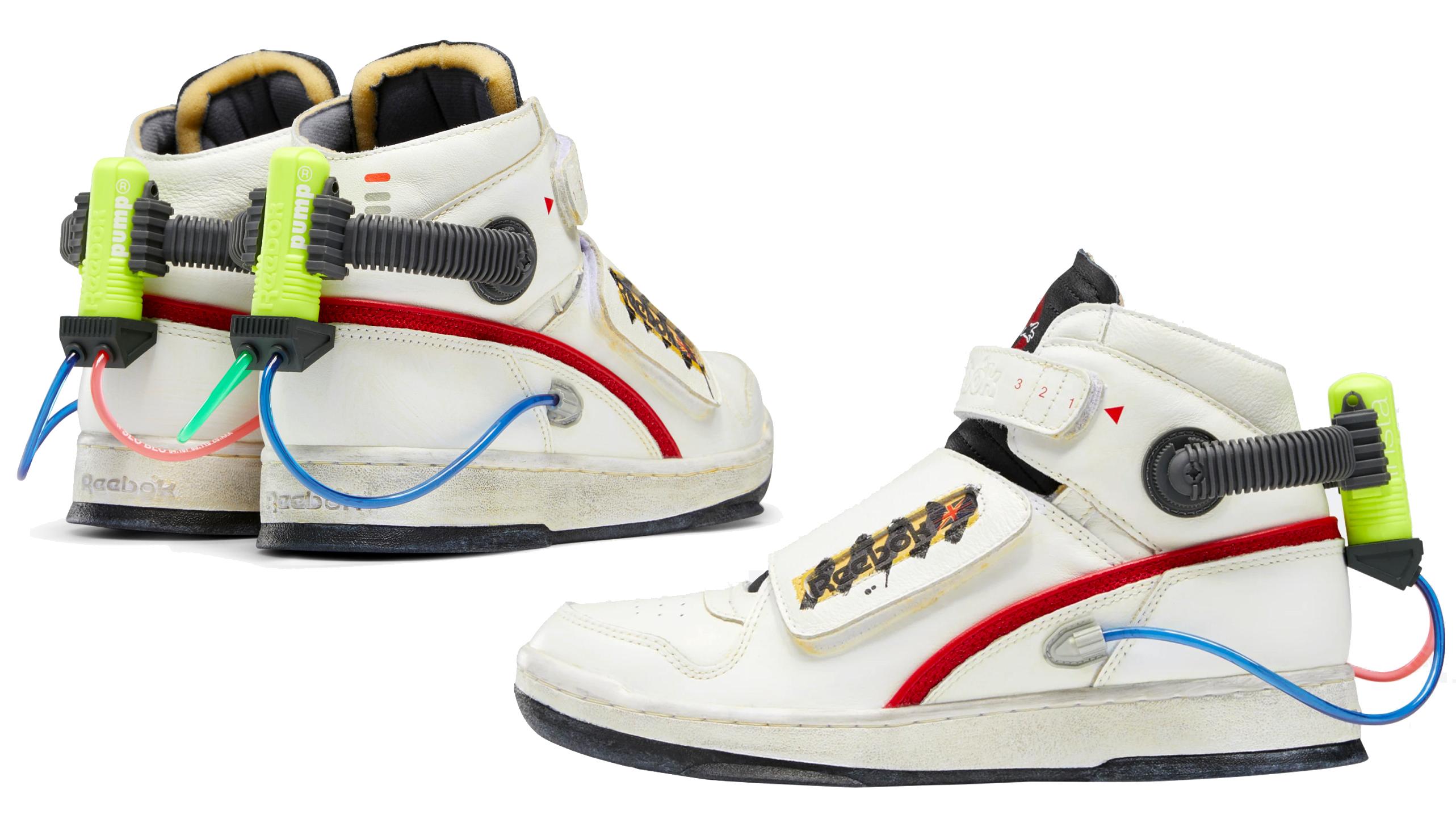reebok x ghostbusters, sneakers, week 43