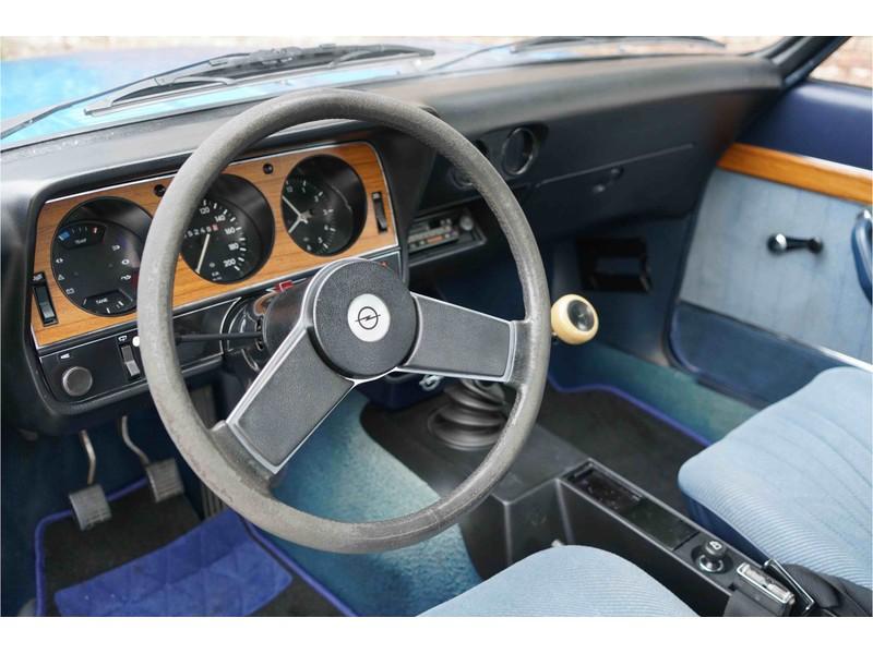 Tweedehands Opel Manta 1900S Berlinetta 1973 occasion