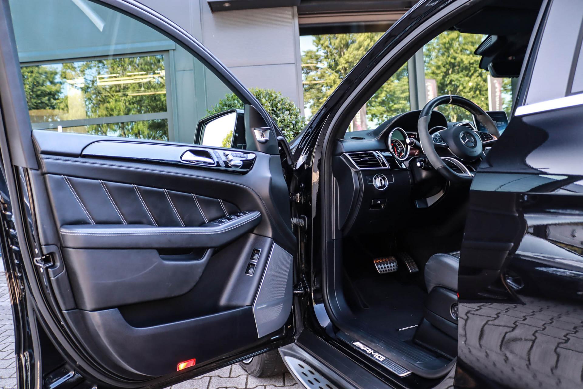 tweedehands Mercedes-Benz GLE Coupé 2015