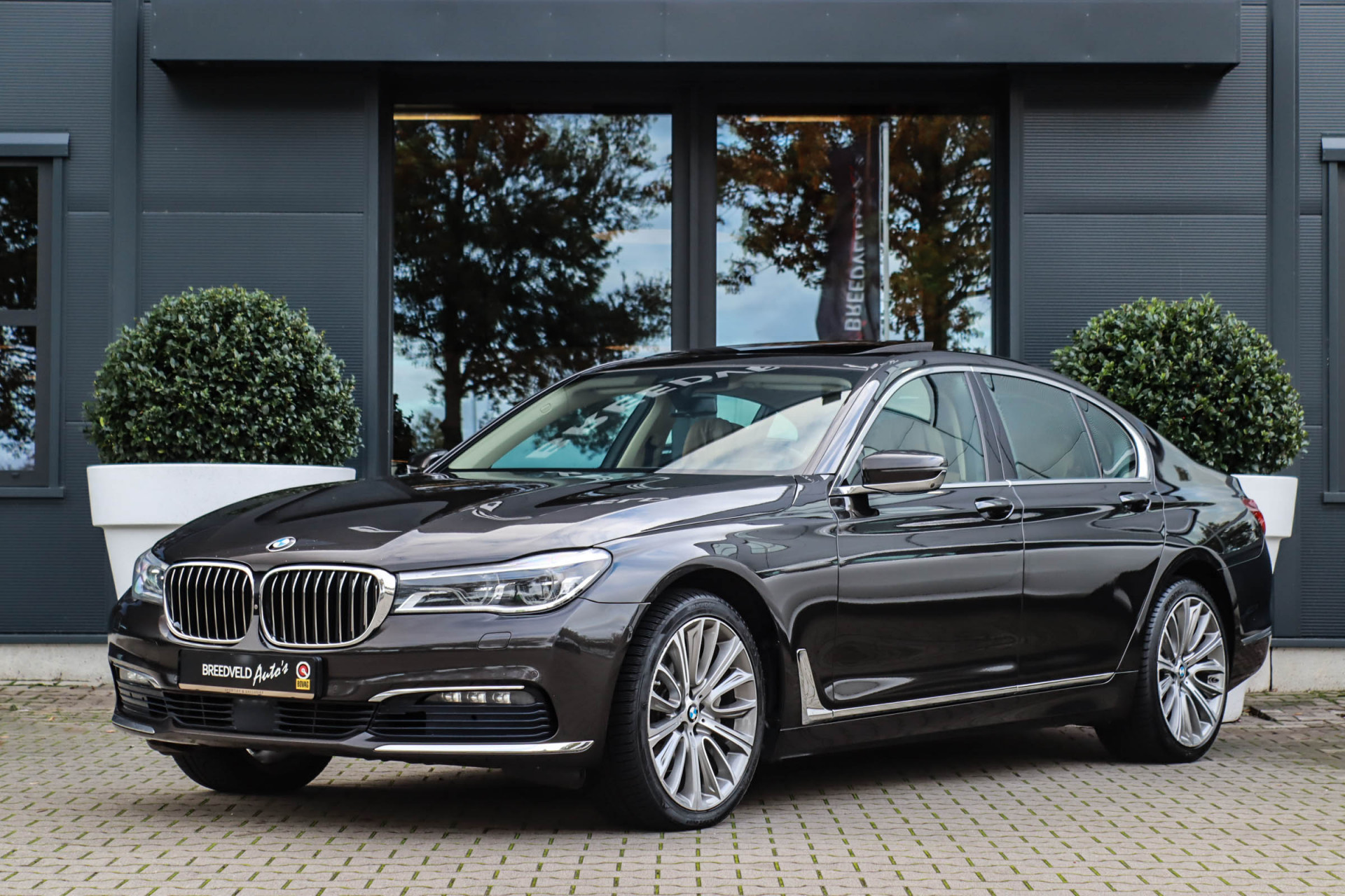 Tweedehands BMW 7 Serie 730d 2015 occasion