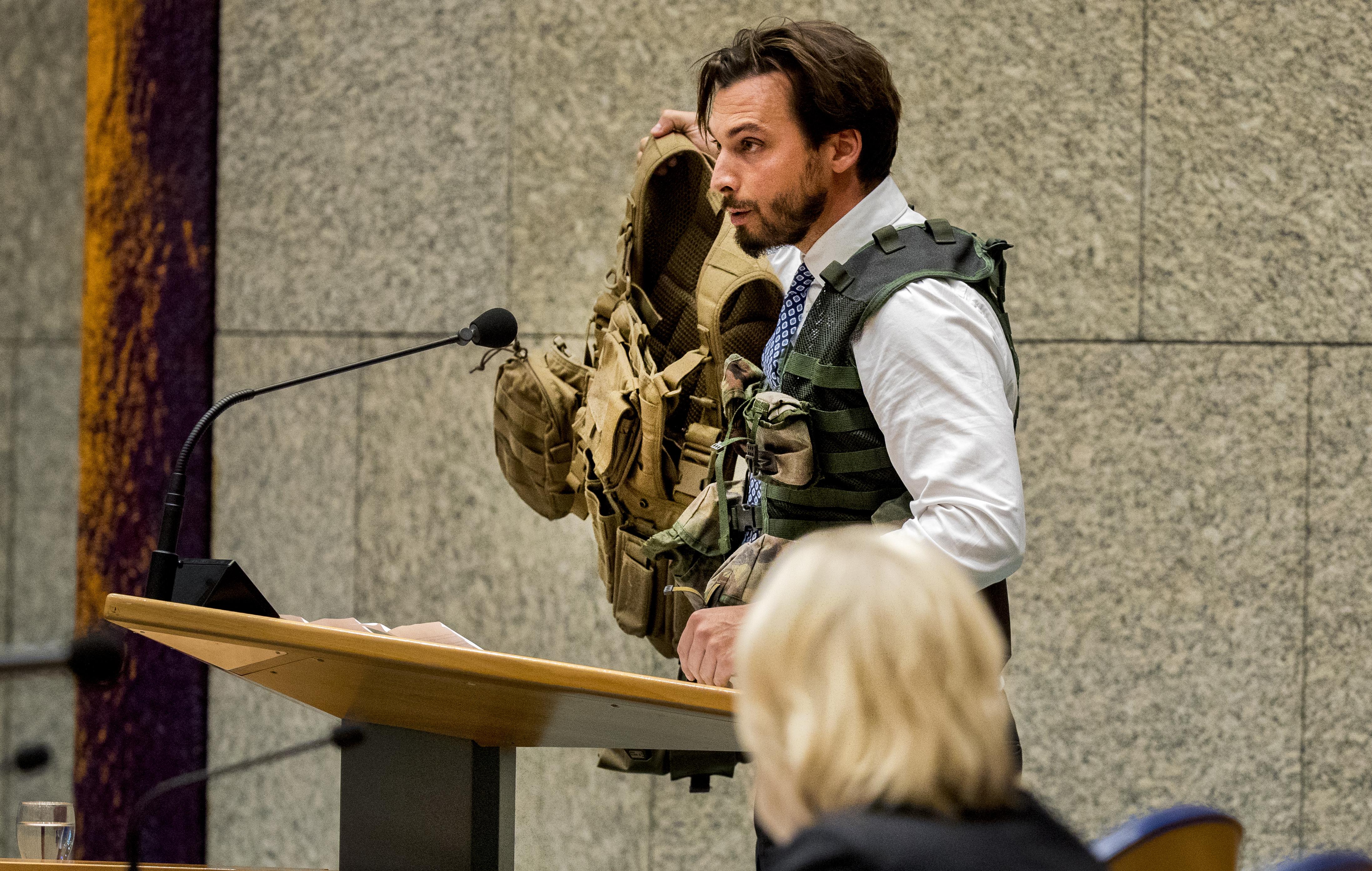 Thierry baudet, forum voor democratie