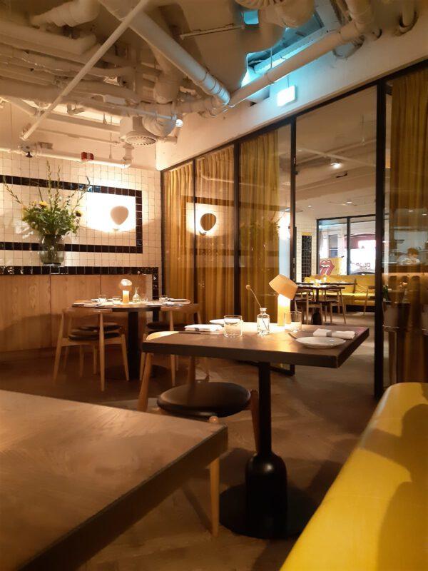 Restaurant Celia review