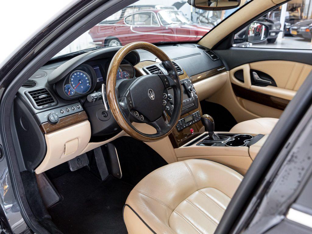 Tweedehands Maserati Quattroporte S 2009 occasion