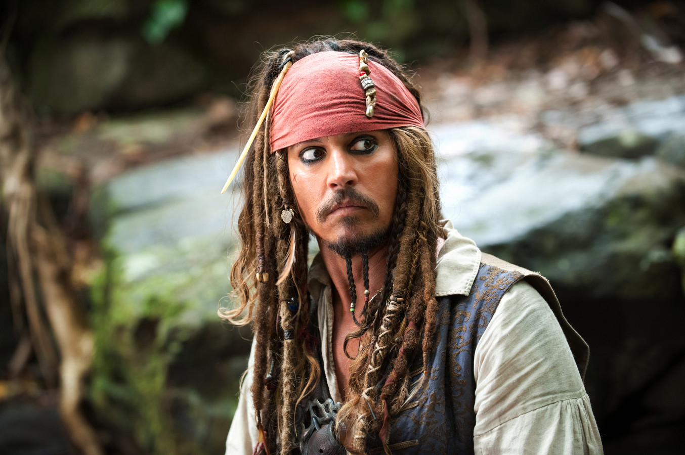 Pirates Of The Caribbean, johnny depp, jack sparrow, petitie