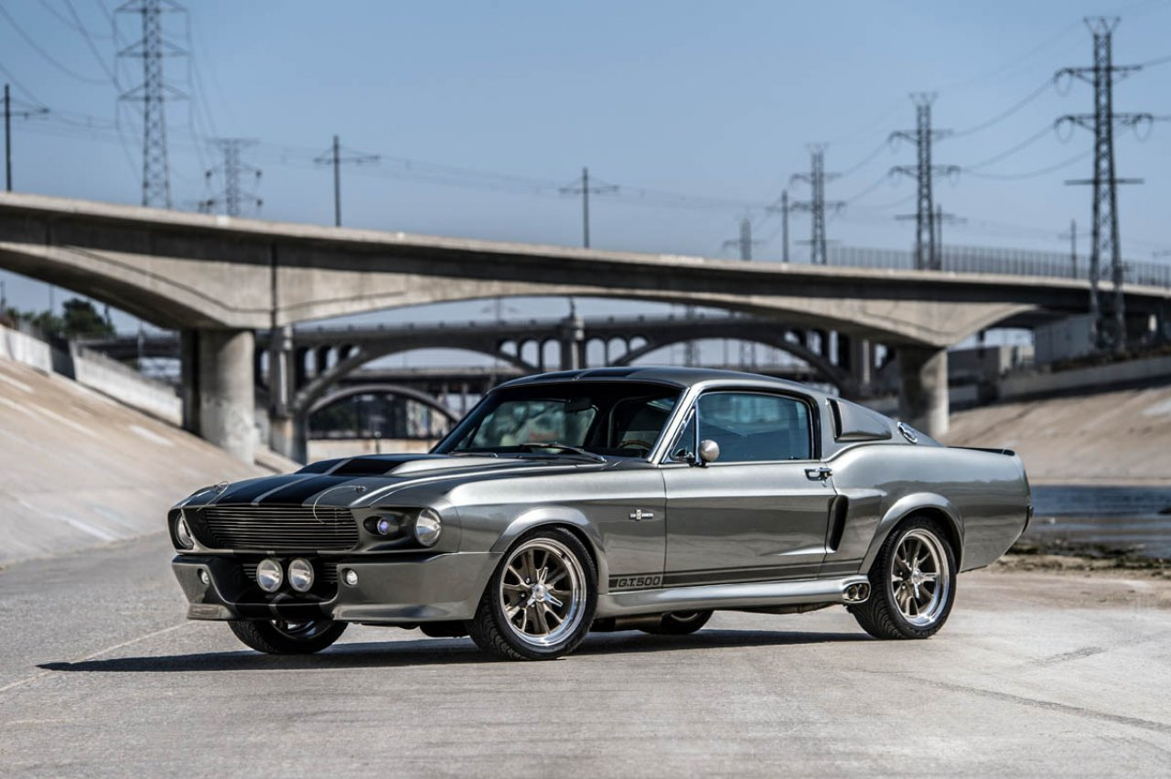 Tweedehands Ford Mustang Eleanor 1967 Gone In 60 Seconds