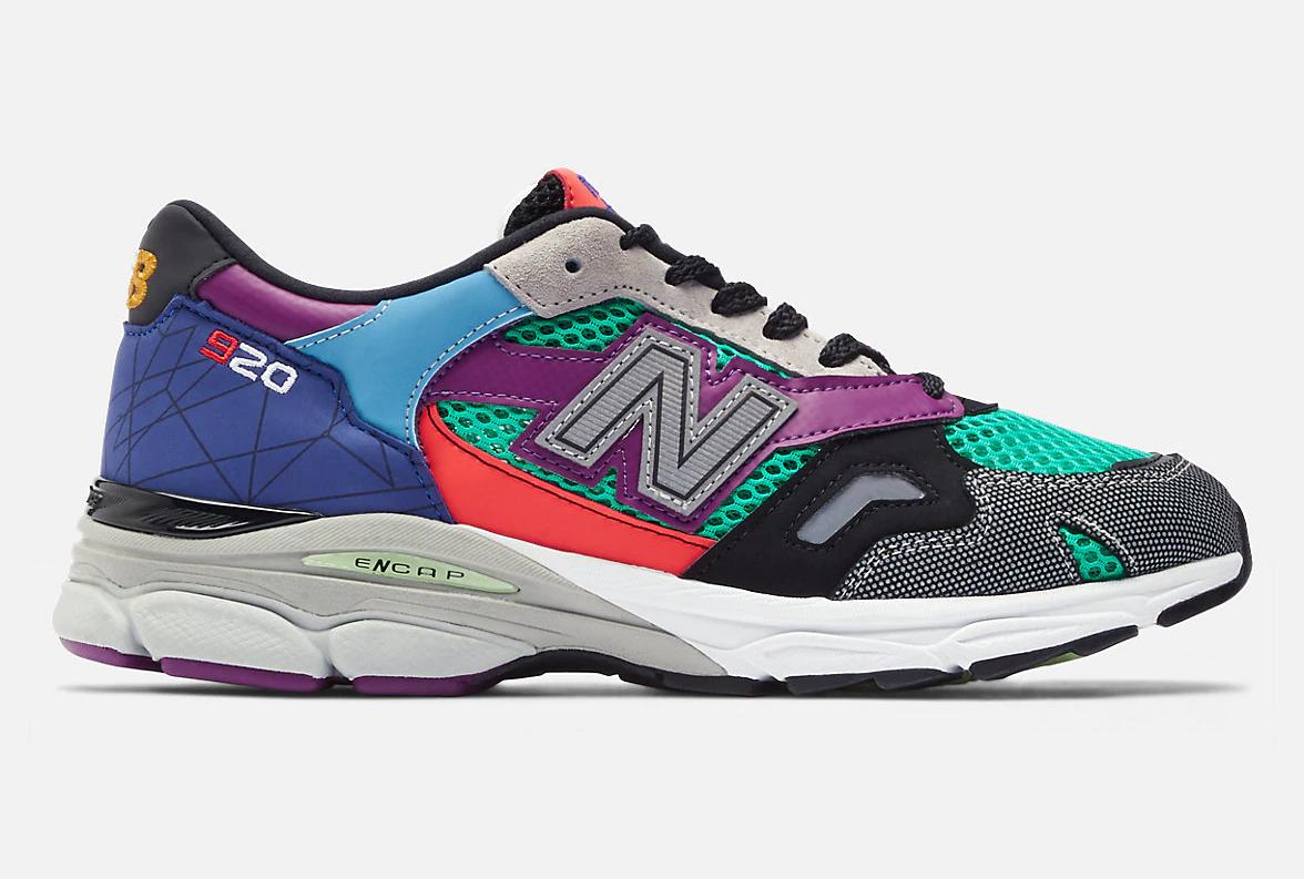 new balance Made in UK 920, sneakers, nieuwe releases, porsche 911