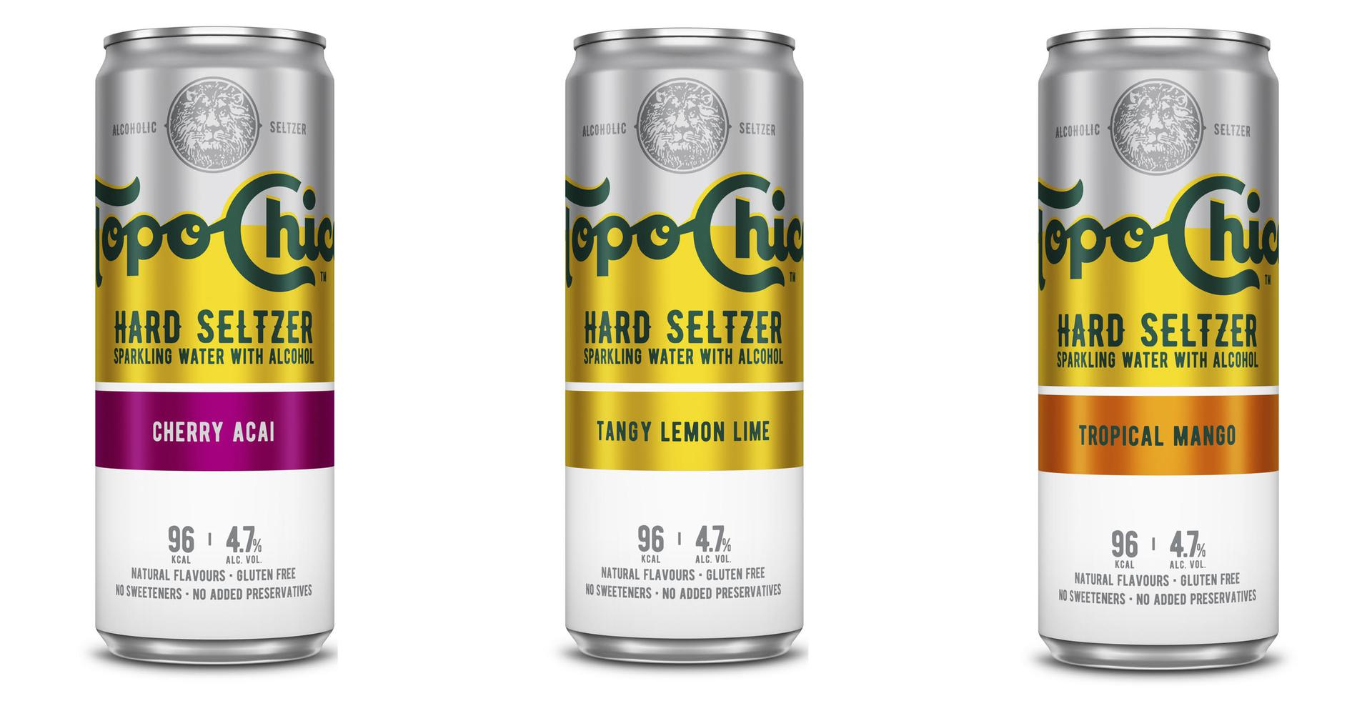top chico Hard Seltzer, alcohol, alcoholische drank, nederland, frisdrank